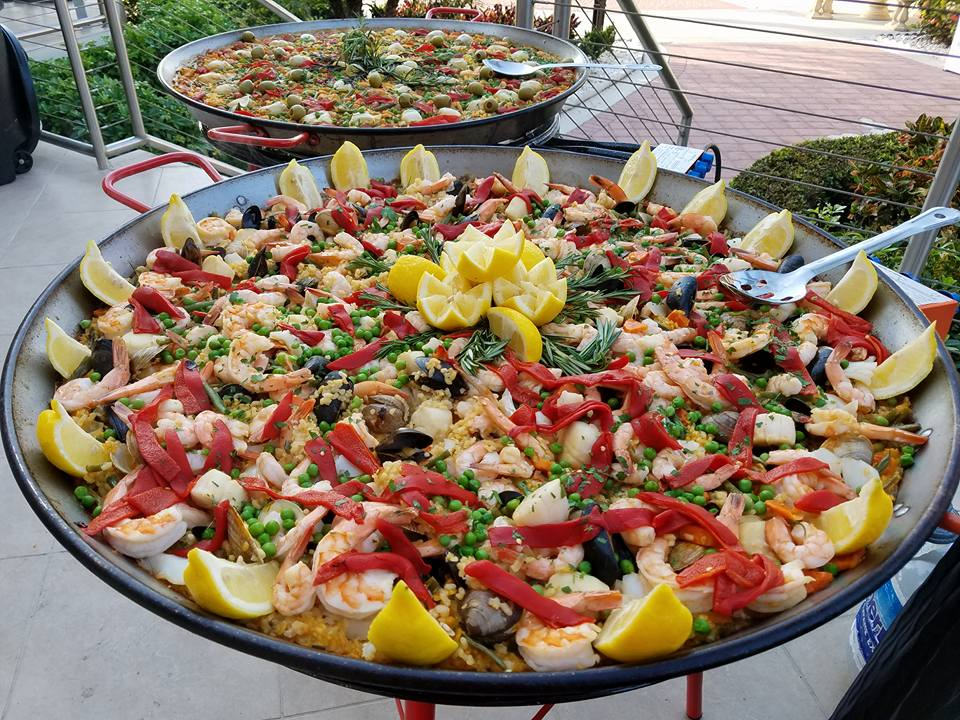 Spanish Catering in Florida